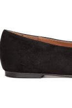 Pointed flats - Black - Ladies | H&M 4